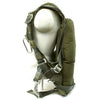 show larger image of product view 3 : Original U.S. Cold War Back Pack Style Parachute and Harness with Canopy Original Items