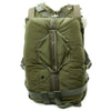 show larger image of product view 2 : Original U.S. Cold War Back Pack Style Parachute and Harness with Canopy Original Items
