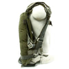 show larger image of product view 5 : Original U.S. Cold War Back Pack Style Parachute and Harness with Canopy Original Items
