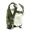 show larger image of product view 4 : Original U.S. Cold War Back Pack Style Parachute and Harness with Canopy Original Items
