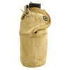 show larger image of product view 5 : Original U.S. WWII Canteen and Cup in 2nd Pattern USMC Canvas Carrier Original Items