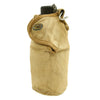 show larger image of product view 7 : Original U.S. WWII Canteen and Cup in 2nd Pattern USMC Canvas Carrier Original Items