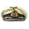 show larger image of product view 3 : Original German WWII Kriegsmarine U-Boat Commander Visor Cap Original Items