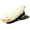 show larger image of product view 6 : Original German WWII Kriegsmarine U-Boat Commander Visor Cap Original Items