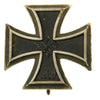 show larger image of product view 1 : Original German WWII Iron Cross First Class 1939 with Pinback by Alois Rettenmaier of Schwäbisch-Gmünd - EKI Original Items