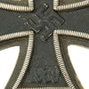 show larger image of product view 2 : Original German WWII Iron Cross First Class 1939 with Pinback by Alois Rettenmaier of Schwäbisch-Gmünd - EKI Original Items