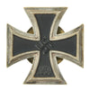 show larger image of product view 1 : Original German WWII Iron Cross First Class 1939 with Screw Back by Alois Rettenmaier of Schwäbisch-Gmünd - EKI Original Items