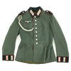 show larger image of product view 11 : Original German WWII 100th Panzer Battalion M35 Dress Tunic Original Items