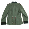 show larger image of product view 12 : Original German WWII 100th Panzer Battalion M35 Dress Tunic Original Items