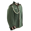 show larger image of product view 2 : Original German WWII 100th Panzer Battalion M35 Dress Tunic Original Items