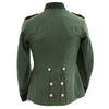 show larger image of product view 6 : Original German WWII 100th Panzer Battalion M35 Dress Tunic Original Items