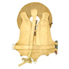 show larger image of product view 6 : Original German WWII Kriegsmarine Navy Life Preserver Vest Dated 1942 Original Items