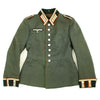 show larger image of product view 7 : Original German WWII Recruiting Unteroffizier M35 Dress Tunic Waffenrock - Wehrkreis IX Original Items