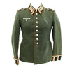 show larger image of product view 1 : Original German WWII Recruiting Unteroffizier M35 Dress Tunic Waffenrock - Wehrkreis IX Original Items
