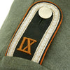 show larger image of product view 14 : Original German WWII Recruiting Unteroffizier M35 Dress Tunic Waffenrock - Wehrkreis IX Original Items