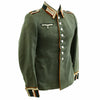 show larger image of product view 2 : Original German WWII Recruiting Unteroffizier M35 Dress Tunic Waffenrock - Wehrkreis IX Original Items
