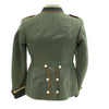 show larger image of product view 5 : Original German WWII Recruiting Unteroffizier M35 Dress Tunic Waffenrock - Wehrkreis IX Original Items