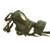 show larger image of product view 5 : Original German WWII Early Issue M30 Size 2 Gas Mask with Filter & Can - dated 1930 Original Items