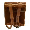 show larger image of product view 10 : Original German WWII Radio Signalman #3 Fernsprechtornister Cowhide Backpack - Dated 1940 Original Items