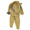 show larger image of product view 2 : Original German WWII Luftwaffe Summer Flying Suit Named to Knight's Cross Recipient Original Items