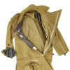 show larger image of product view 5 : Original German WWII Luftwaffe Summer Flying Suit Named to Knight's Cross Recipient Original Items