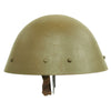 "show larger image of product view 5 : Original Czechoslovakian WWII Vz32 / M32 ""Egg-Shell"" Steel Helmet repainted Post War Original Items"