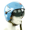 show larger image of product view 2 : Original Cold War Chinese Air Force Tk-2 Flight Helmet Original Items