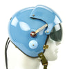 show larger image of product view 4 : Original Cold War Chinese Air Force Tk-2 Flight Helmet Original Items