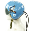 show larger image of product view 5 : Original Cold War Chinese Air Force Tk-2 Flight Helmet Original Items