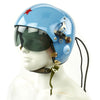 show larger image of product view 3 : Original Cold War Chinese Air Force Tk-2 Flight Helmet Original Items