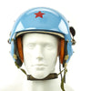 show larger image of product view 7 : Original Cold War Chinese Air Force Tk-2 Flight Helmet Original Items
