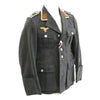 show larger image of product view 2 : Original German WWII Luftwaffe Signals Feldwebel Flight Blouse Fliegerbluse Tunic Original Items
