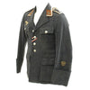 show larger image of product view 3 : Original German WWII Luftwaffe Signals Feldwebel Flight Blouse Fliegerbluse Tunic Original Items