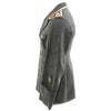 show larger image of product view 5 : Original German WWII Luftwaffe Signals Feldwebel Flight Blouse Fliegerbluse Tunic Original Items