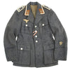 show larger image of product view 16 : Original German WWII Luftwaffe Signals Feldwebel Flight Blouse Fliegerbluse Tunic Original Items