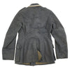 show larger image of product view 17 : Original German WWII Luftwaffe Signals Feldwebel Flight Blouse Fliegerbluse Tunic Original Items