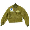 show larger image of product view 10 : Original U.S. Vietnam Hunting Club Helicopter Attack Squadron MA1 Type Flight Jacket Original Items