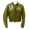 show larger image of product view 1 : Original U.S. Vietnam Hunting Club Helicopter Attack Squadron MA1 Type Flight Jacket Original Items