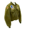 show larger image of product view 2 : Original U.S. Vietnam Hunting Club Helicopter Attack Squadron MA1 Type Flight Jacket Original Items