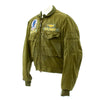 show larger image of product view 3 : Original U.S. Vietnam Hunting Club Helicopter Attack Squadron MA1 Type Flight Jacket Original Items