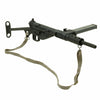show larger image of product view 1 : Original British WWII Sten MkII Display Submachine Gun with Magazine and 1952 R.A.F. Sling Original Items
