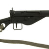 show larger image of product view 6 : Original British WWII Sten MkII Display Submachine Gun with Magazine and 1952 R.A.F. Sling Original Items