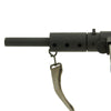 show larger image of product view 10 : Original British WWII Sten MkII Display Submachine Gun with Magazine and 1952 R.A.F. Sling Original Items
