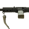 show larger image of product view 11 : Original British WWII Sten MkII Display Submachine Gun with Magazine and 1952 R.A.F. Sling Original Items