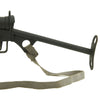 show larger image of product view 13 : Original British WWII Sten MkII Display Submachine Gun with Magazine and 1952 R.A.F. Sling Original Items