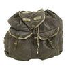 show larger image of product view 1 : Original German WWII M41 Luftwaffe Blue Tornister Backpack with Shoulder Straps Original Items