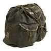 show larger image of product view 2 : Original German WWII M41 Luftwaffe Blue Tornister Backpack with Shoulder Straps Original Items