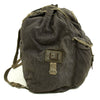 show larger image of product view 3 : Original German WWII M41 Luftwaffe Blue Tornister Backpack with Shoulder Straps Original Items
