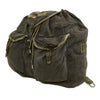 show larger image of product view 6 : Original German WWII M41 Luftwaffe Blue Tornister Backpack with Shoulder Straps Original Items