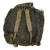 show larger image of product view 8 : Original German WWII M41 Luftwaffe Blue Tornister Backpack with Shoulder Straps Original Items